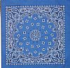 BANDANA AZUL ROYAL